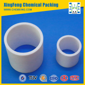 Plastic PTFE Raschig Ring Packing pictures & photos