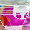 Large Hamster Cage Castle Plastic Corner Splicing Hamster Cage pictures & photos
