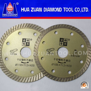Granite and Marble Segmented Diamond Circular Saw Blade for Stone pictures & photos