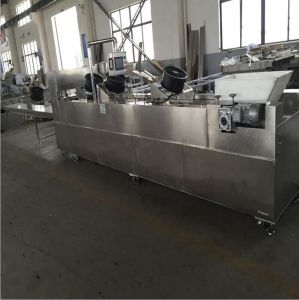 Best Price Htl-T608b Fully Automatic High Speed Sachima and Peanut Candy Cutting and Forming Machine pictures & photos