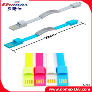 Mobile Phone Bracelet USB Cable for iPhone 5 pictures & photos