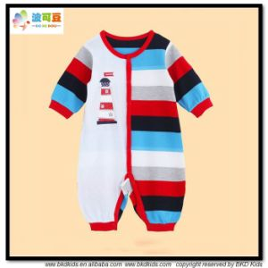 Various Color Baby Clothes Long Sleeve Baby Romper pictures & photos