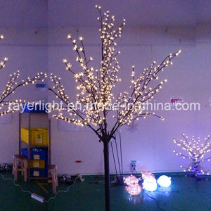 LED Light Tree Christmas LED House Cherry Tree Lights From Factory pictures & photos