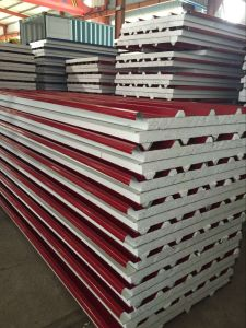 Light Weight EPS Foam Steel Metal Sheet Roof Pan pictures & photos