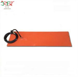 12V 220V Made in China High Quality Flexible Silicone Heating Mat pictures & photos