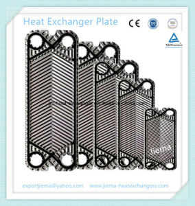 Heat Exchanger Plates and Gaskets (M6, M10, M15, T5m, M20, MX25) pictures & photos