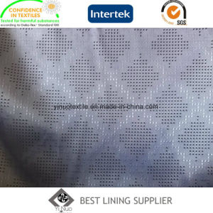 55% Polyester 45% Viscose Men′s Suit Jacquard Lining Fabric China Manufacturer pictures & photos