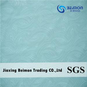 Zxp25540 80%Nylon 20%Spandex Jacquard Lace Mesh Fabric pictures & photos