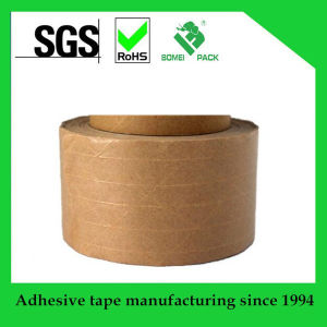 Kraft Hotmelt Adhesive Tape for Heavy Cargo Packing pictures & photos