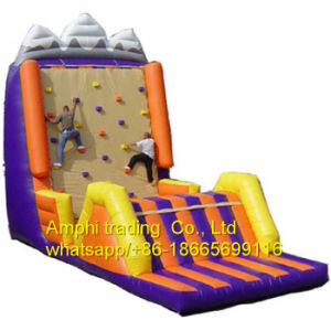Inflatable Iceberg Rock Climbing Sports Game/Climbing Wall pictures & photos