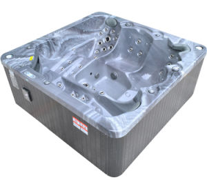 Wholesale 5-6 Persons SPA Pool Outdoor Portable SPA pictures & photos