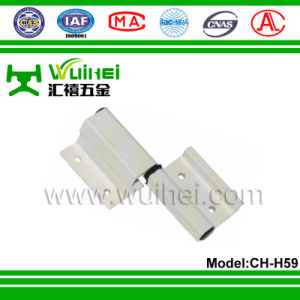 Aluminum Alloy Power Coating Pivot Hinge for Door and Window with ISO9001 (CH-H59) pictures & photos