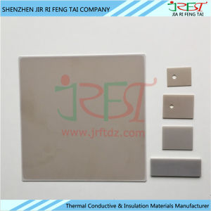 Aln Aluminum Nitride Ceramic Thermal Insulation Plate pictures & photos