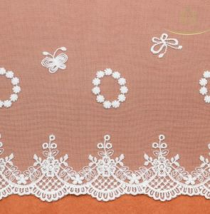 L40024 Lace Dress/Lace Garment/Lace Trim/ Cotton Crochet Fabric Lace pictures & photos
