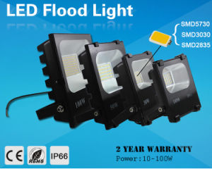 High Lumen CREE Chip 20W 50W 80W 100W LED Flood Light pictures & photos