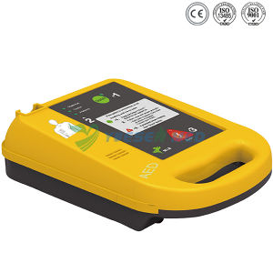 Medical Portable First-Aid Biphasic and Monophasic Defibrillator pictures & photos