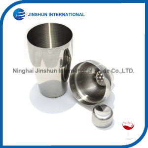 350 or 550ml 5 PCS Stainless Steel Cocktail Shaker Set pictures & photos