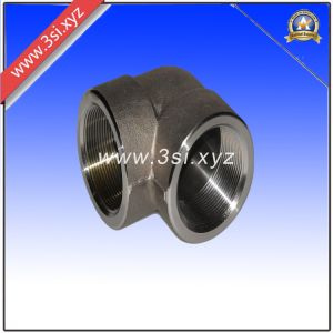 Carbon Steel 90 Degree Forged Elbow (YZF-E535) pictures & photos