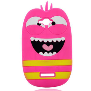 Popular Style Animal Design 3D Cartoon Cell Phone Silicone Case pictures & photos