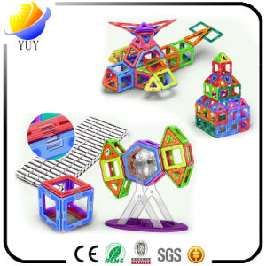 High Quality Magnetic Puzzle Toys and Children Plastic Toys and Snowflake Building Blocks Toys pictures & photos