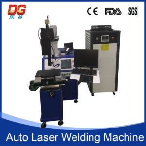 400W Four Axis Auto Laser Spot Welding Machine pictures & photos