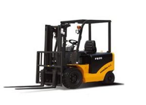 Mini Lonking Brand Electric Forklift for Sale Fb20 pictures & photos