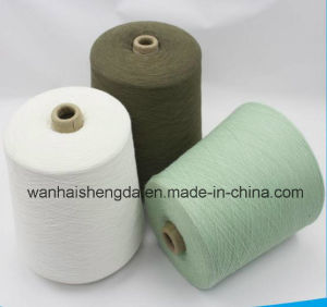 Nm 2/26 Hot Sale Pure Cashmere Yarn for Knitting and Weaving