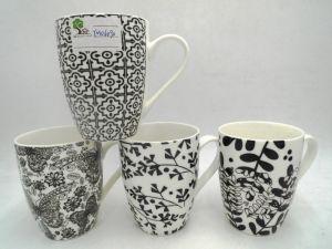 Custom Promotion 13 Oz Ceramic Coffee Mug pictures & photos