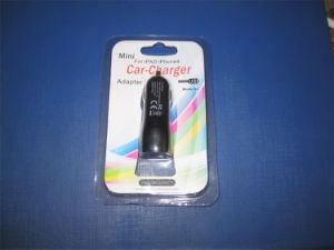 Car Charger for Mobile Phone 5V 1A 2A with Blister Package for Cell Phone pictures & photos