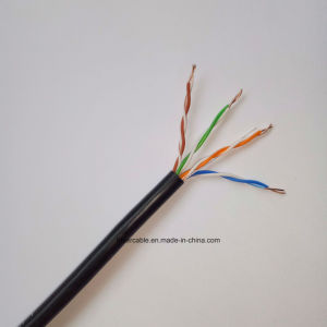 Shielded FTP Category 5e Network Cable (LSOH) pictures & photos