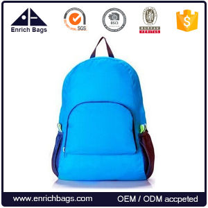 Foldable Promotion Lightweight Backpack Waterproof Travel Bag pictures & photos
