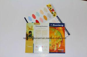 Various Emulsion Paint Colour Card Printing Service pictures & photos