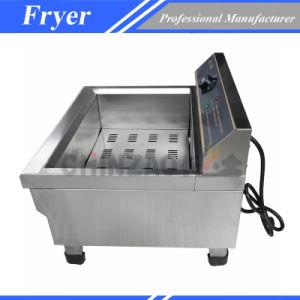 20l commercial electric deep fryer dzl13b