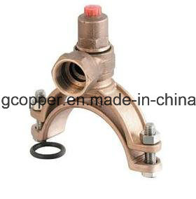 Bronze Saddle Clamp with Ferrules pictures & photos