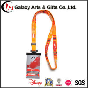 Professional Cheap Custom Exhibition Card Neck ID Card Holder Lanyard pictures & photos