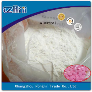 High Purity and Quality Muscle Building Steroid Hormone Stanozol Winstrol pictures & photos