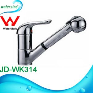 Stainless Steel 304 Tap Long Neck Kitchen Faucet Mixer for Sink pictures & photos
