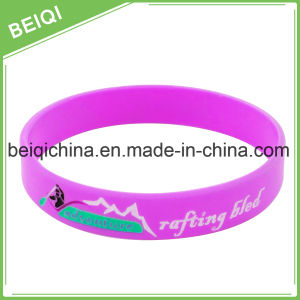 Personalized Rubber Silicone Bracelets for Hot Sell pictures & photos