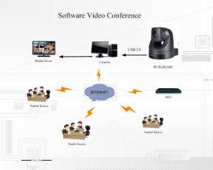 2.2MP 10xoptical Visca Pelco-D/P Protocol USB2.0 Video Conferencing Cameras (OU110) pictures & photos