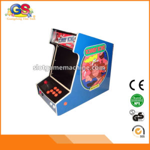 Wholesale Empty Game Box PAC Man Bartop Tiny Arcade Machine Cabinet pictures & photos