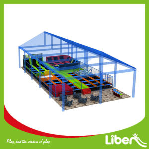 Trampoline Builder Indoor Trampoline Courts Air Borne Trampoline Park pictures & photos