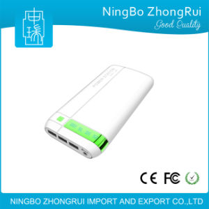 2017 High Capacity 5 Colors Portable Charger 13000 20000 mAh Power Bank pictures & photos