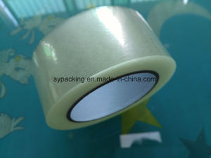 48-55mm Water Based Acrylic Adhesive Clear BOPP Packing Tapes 120rolls in a Carton pictures & photos