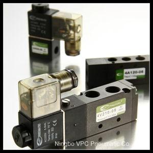 5/3, 3/2 Way Hand Control Valves Airtac Valve pictures & photos