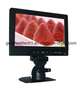 "400CD/M2 Brightness 7""LCD Touch Monitor with VGA, HDMI pictures & photos"