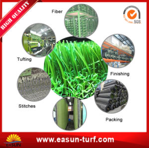 Free Sample Cheap Fake Turf Artificial Garden Grass pictures & photos