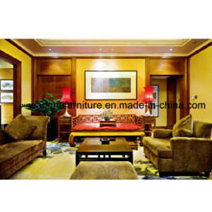 China Modern Bedroom Luxury Design Hotel Furniture pictures & photos