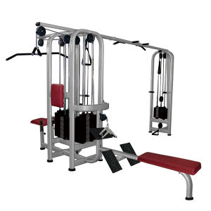 Multi Jungle 5 Stack /Commercial Multi Gym Fitness Equipment pictures & photos