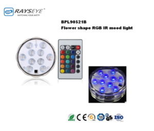 Flower Shape Submersible Mood Light Night Light pictures & photos
