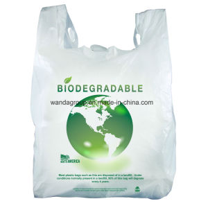 Plastic Bag in Box for Supermarket Use pictures & photos